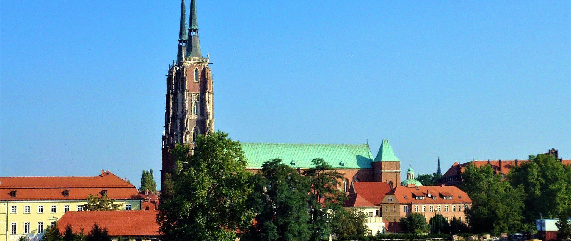 Trip Old Town + Ostrow Tumski