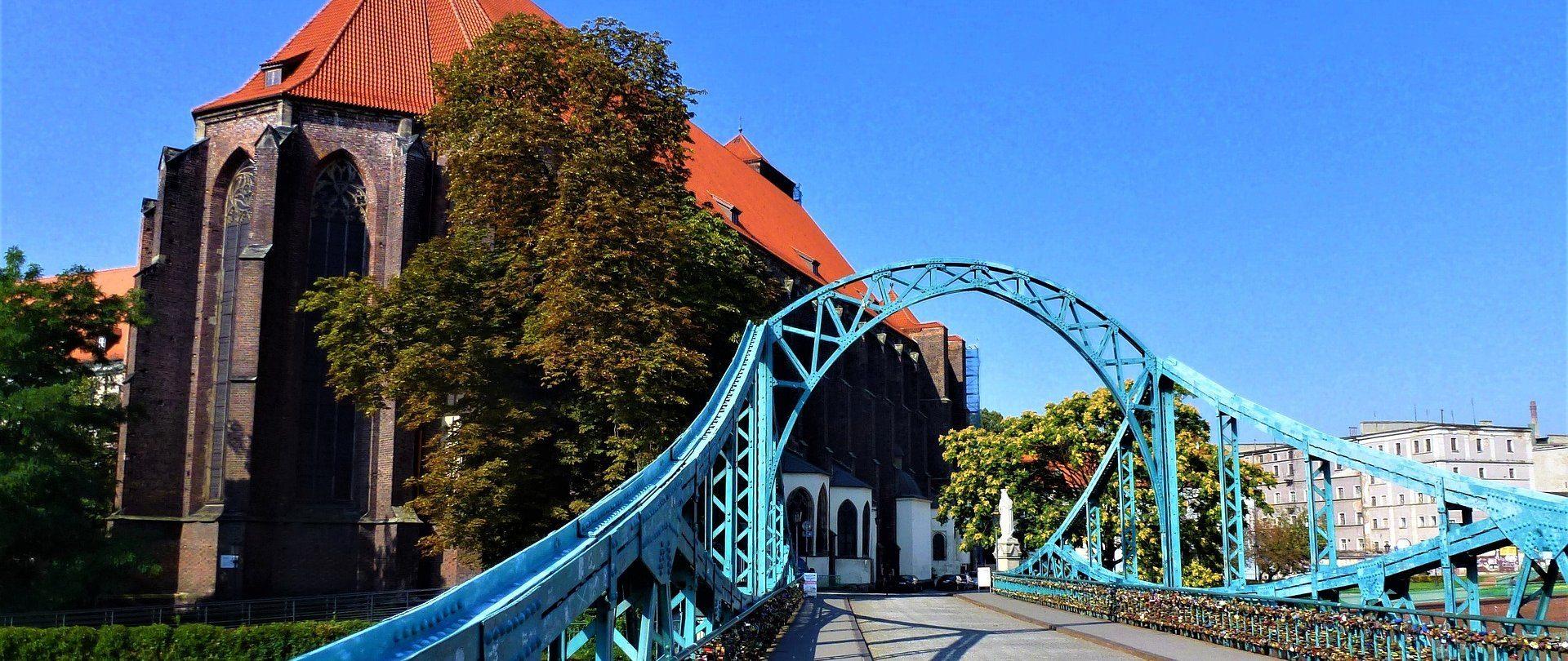 Wenecja Północy. Spacer po wrocławskich mostach.