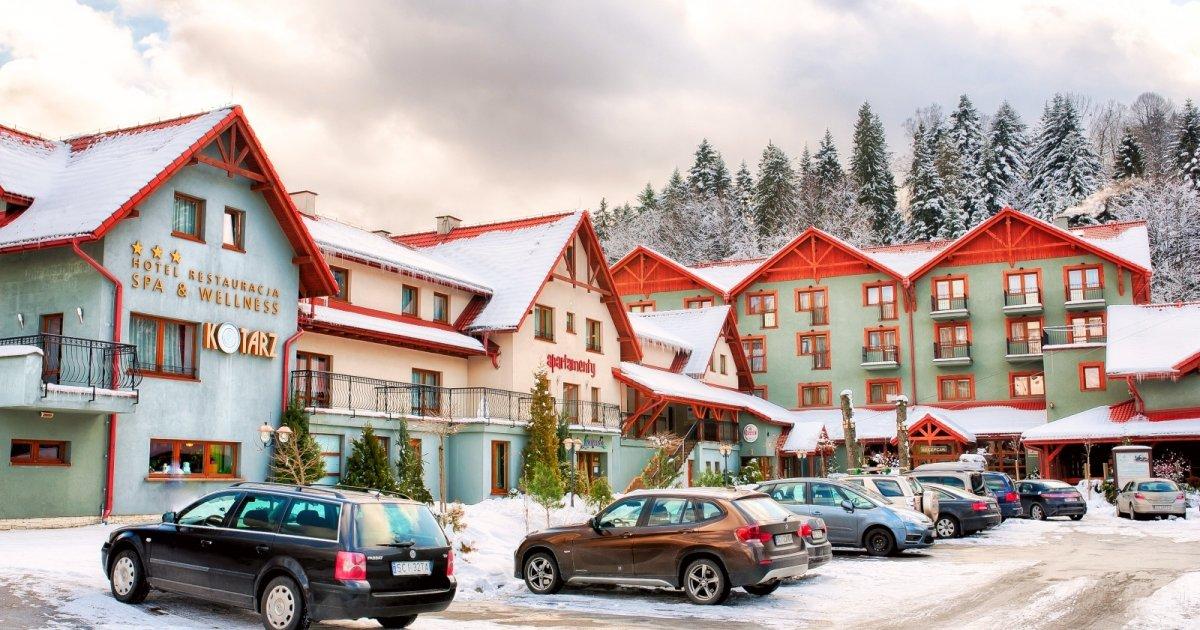 Hotel Kotarz*** Spa & Wellness