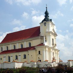 Assumption of the BVM Church in Siemiatycze from the 17th century