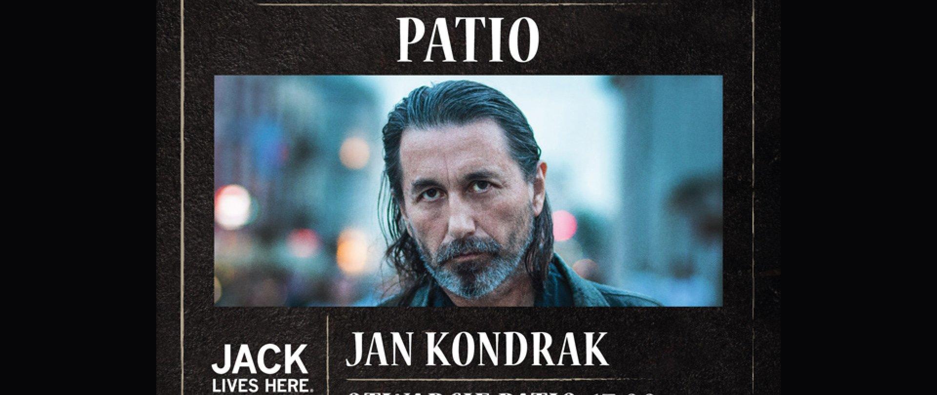 Jan Kondrak - JLH Patio Lord Jack