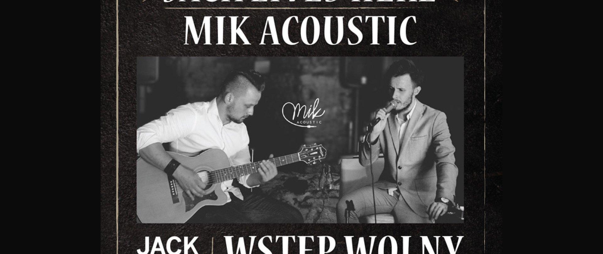 MiK Acoustic - Patio Lord Jack