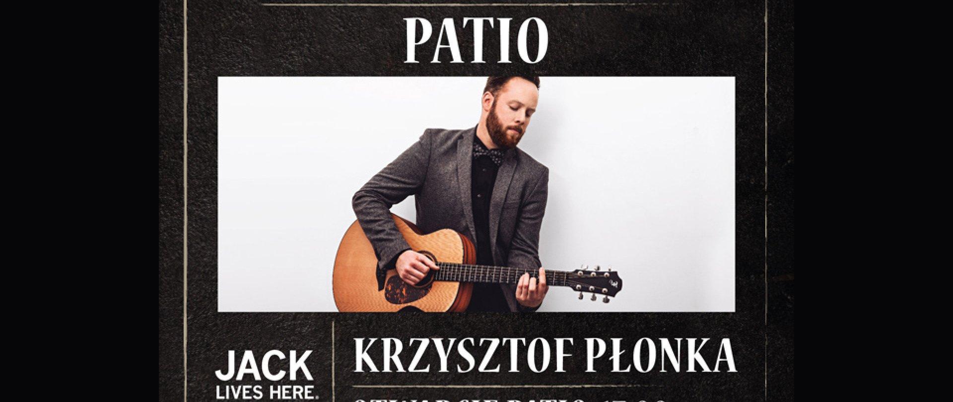 Krzysztof Płonka - JLH Patio Lord Jack