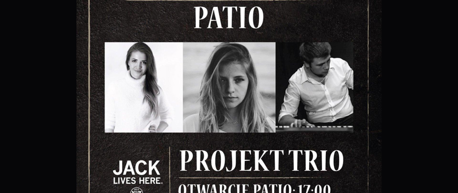 Projekt Trio - JLH Patio Lord Jack