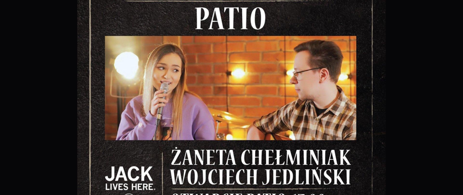 Żaneta i Wojtek - JLH Patio Lord Jack