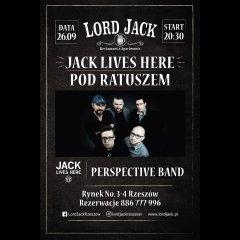 Perspective Band - JLH pod Ratuszem