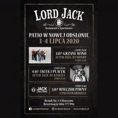 Patio Lord Jack w nowej odsłonie!