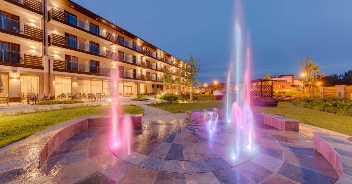 Mineral Hotel**** Malinowy Raj