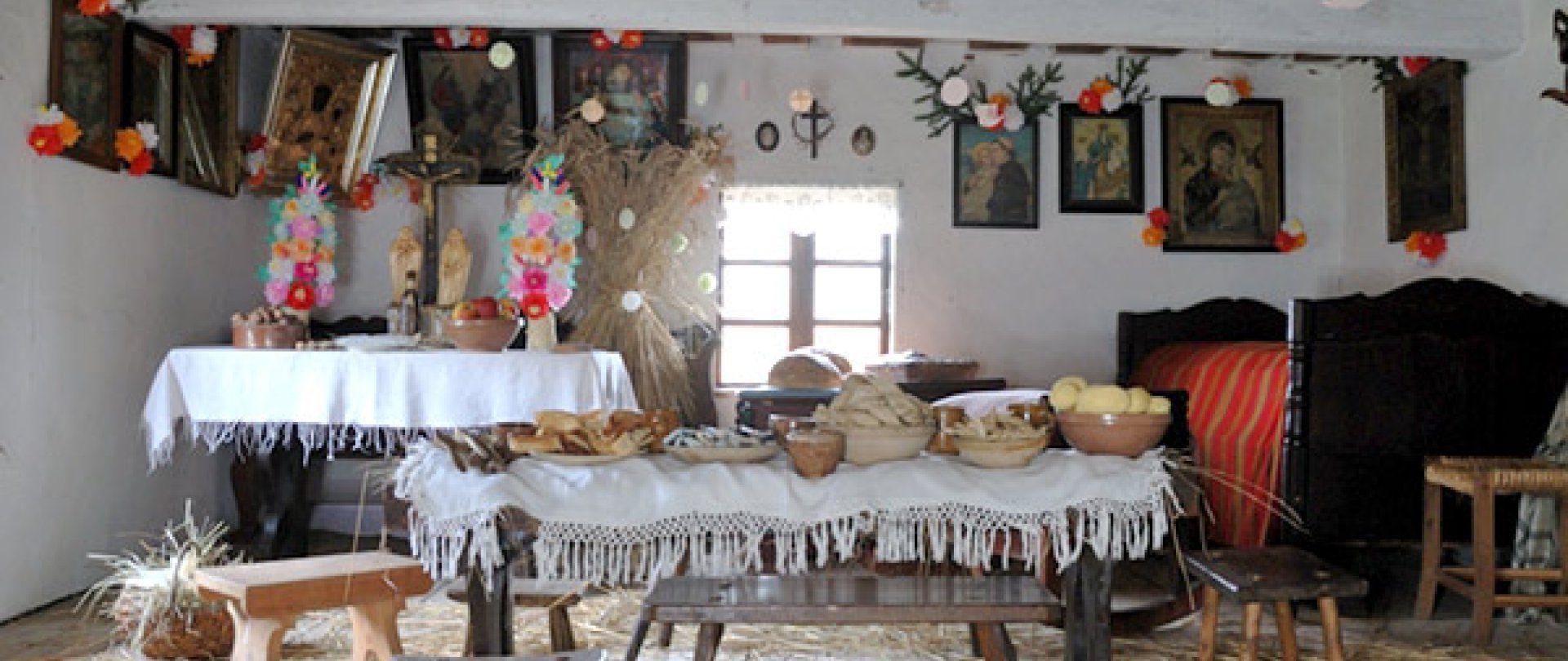 Tradycje bożonarodzeniowe na Warmii i Mazurach