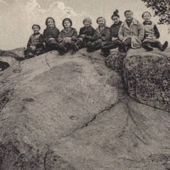 Mazurskie kamienne legendy