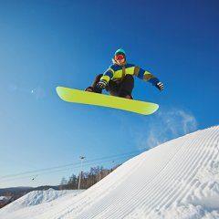 Gdzie na narty zimą na Mazurach?