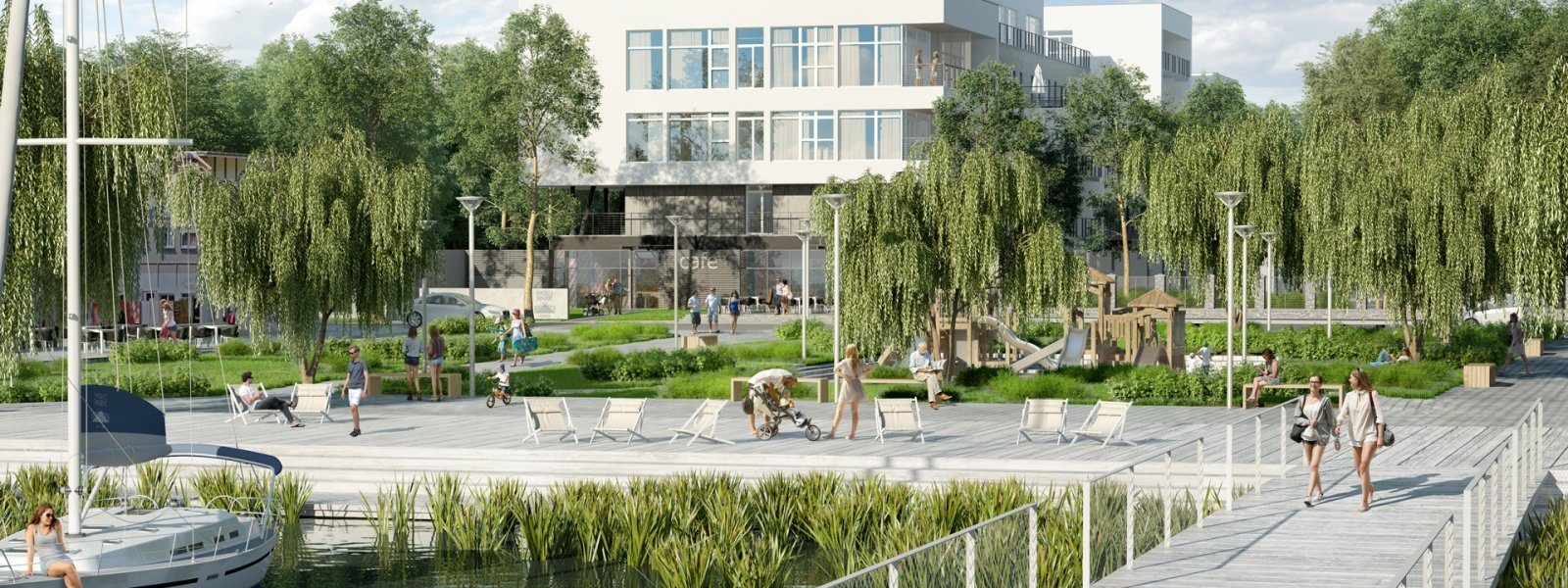 Molo Park Aparthotel