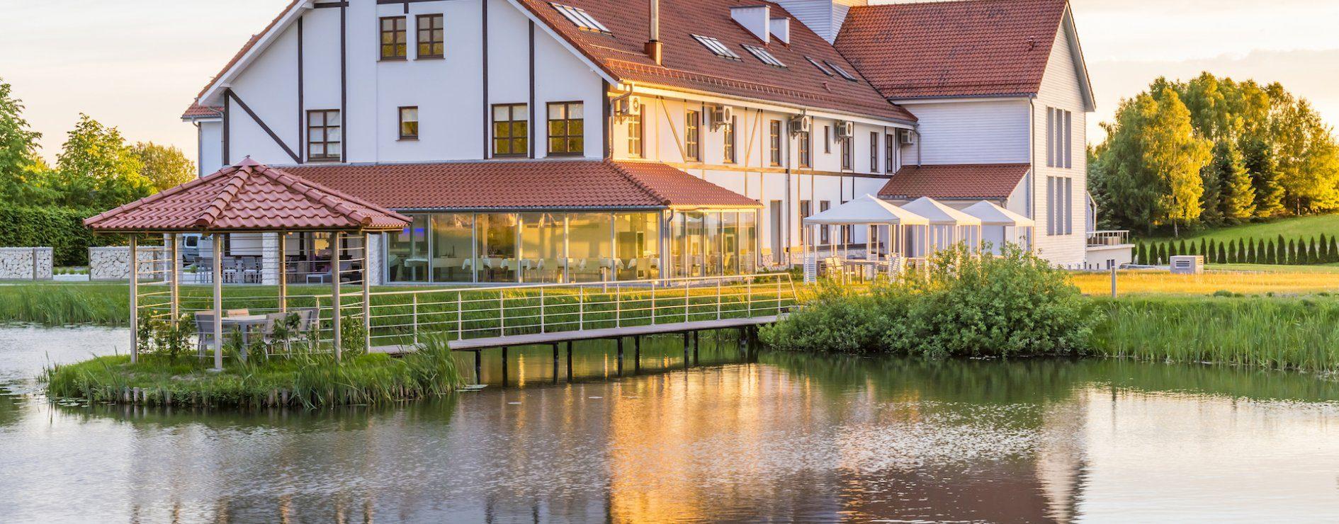 Mazurski sad, czyli uroczyste otwarcie Narie Resort & Spa