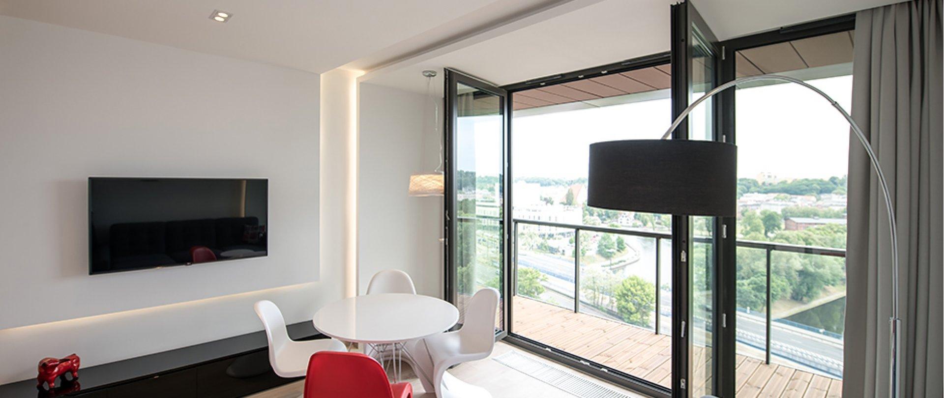 Nr 2. Apartament z widokiem na Operę piętro X