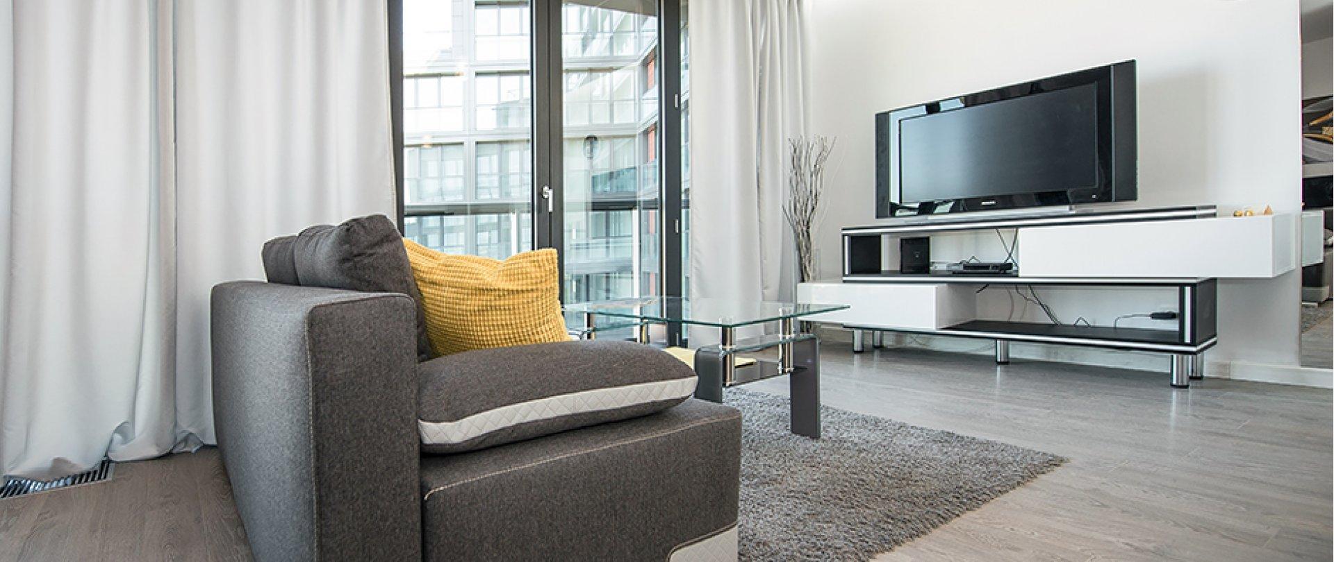 Nr 6. Apartament typu Studio 36m2
