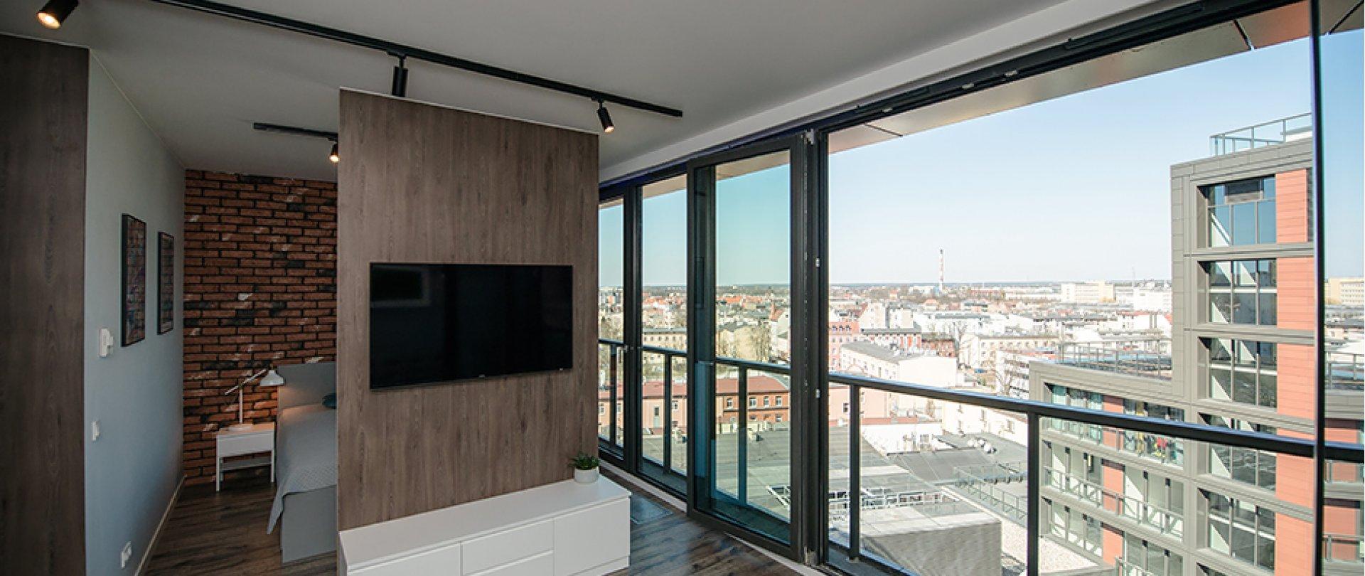 Nr 5. Apartament typu Studio 36m2