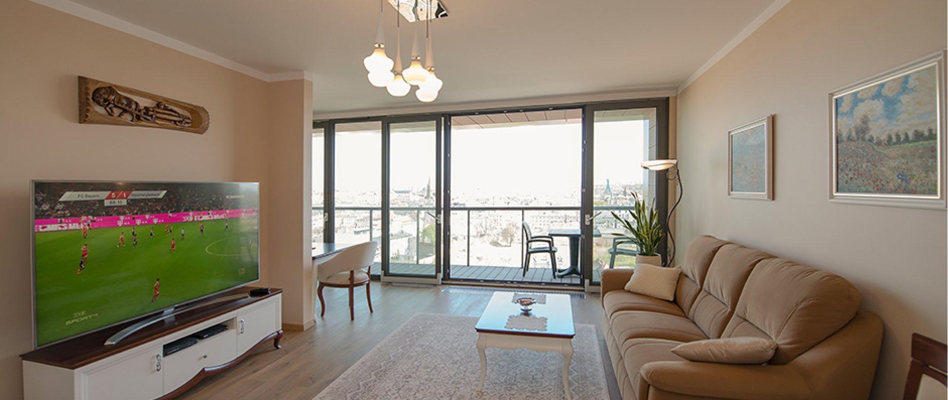 Nr 4. Apartament klasyczny 94m2 z widokiem na Operą piętro XI