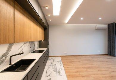 Apartament 88m2, 4-pokoje, 2 łazienki, 2 tarasy po 10m2