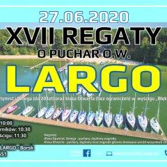 REGATY O PUCHAR LARGO 2020