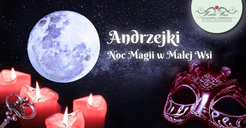 Andrzejki: Noc Magii w Małej Wsi