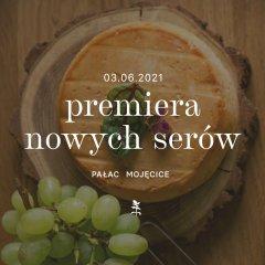 Premiera nowych serów
