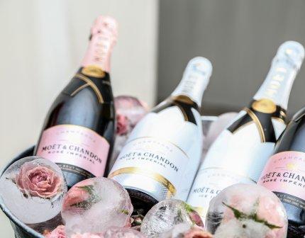 Wyśmienity szampan