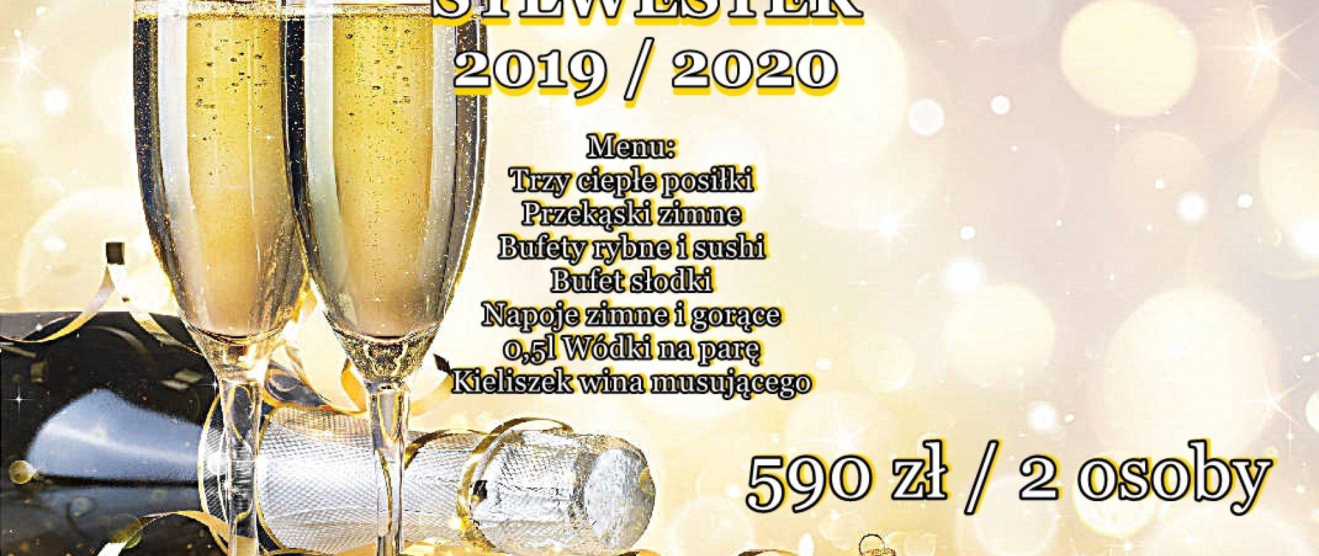 SYLWESTER 2019 / 2020