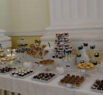 Słodkie stoły – Candy bar