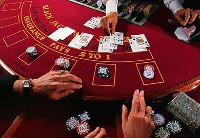 Zabawa w kasyno