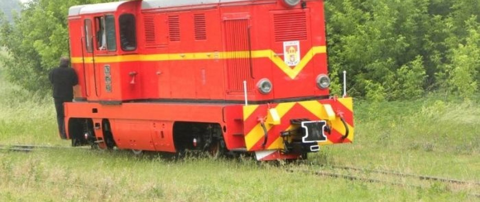 Vistula River Narrow-Gauge Railway Tour