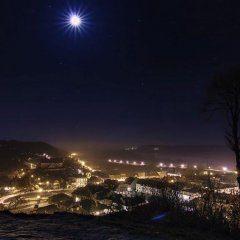 Kazimierz Dolny by night