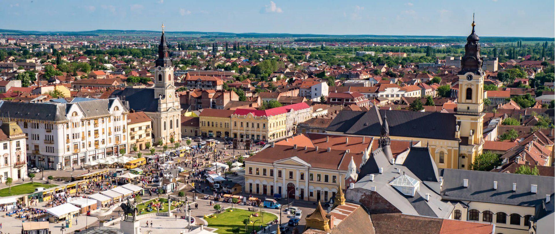 , Oradea City
