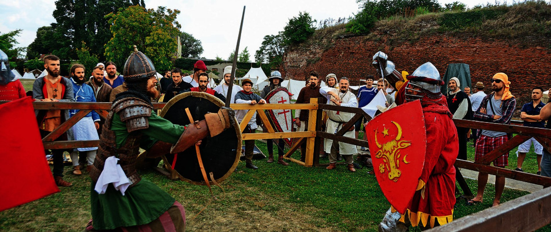 Festivalul Medieval al Cetății Oradea se pregăteşte de ediţia 2019
