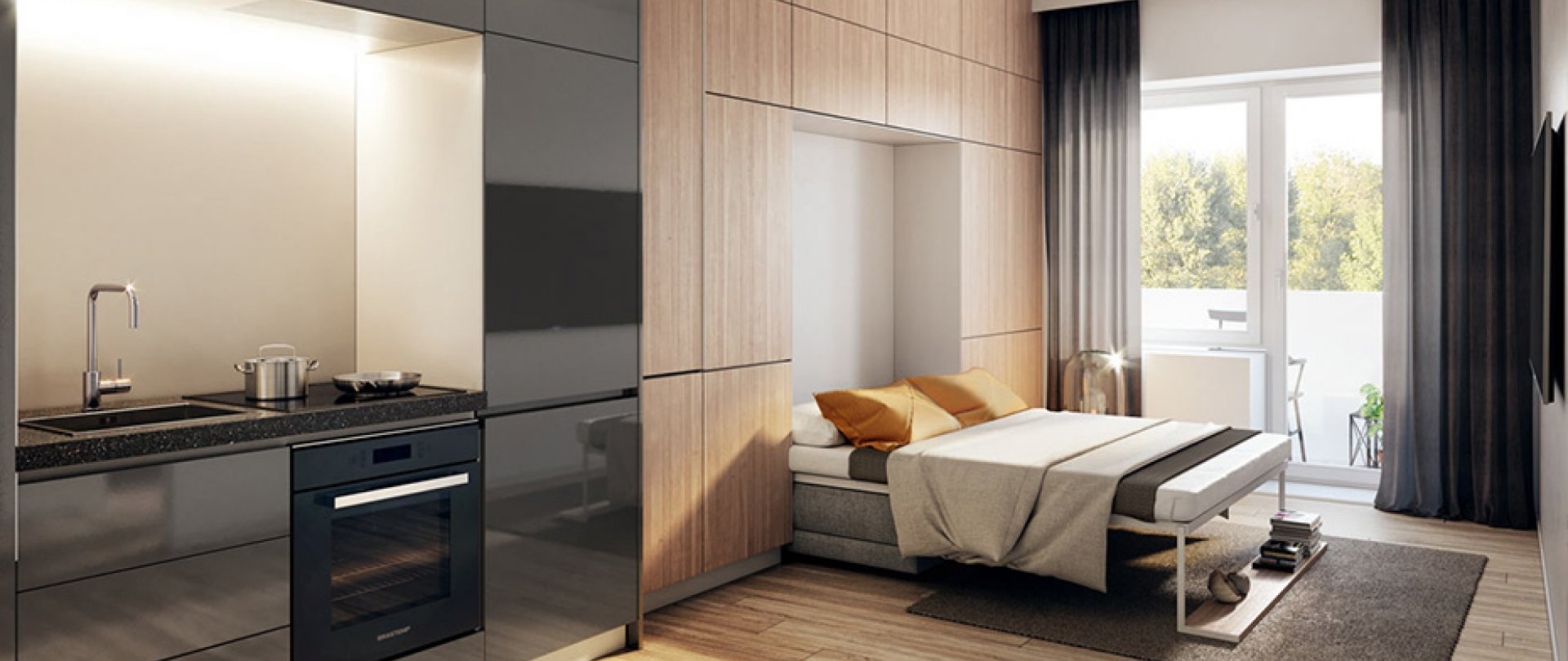Stay In Aparthotel, Dolor Set