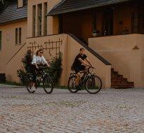 Family vacation at Zamek Bożejów