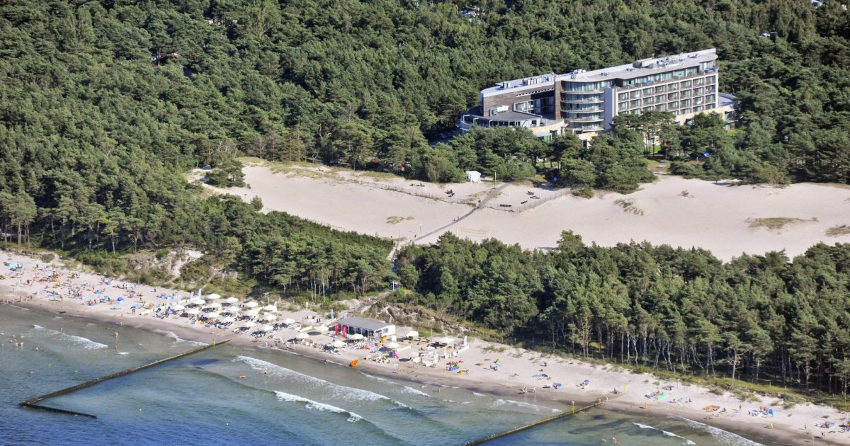 HAVET Hotel Resort & Spa ***** Dźwirzyno