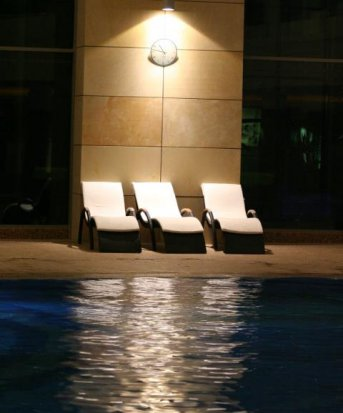Czysty basen