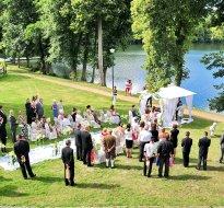 Ślub w Zamku lub w Ogrodzie