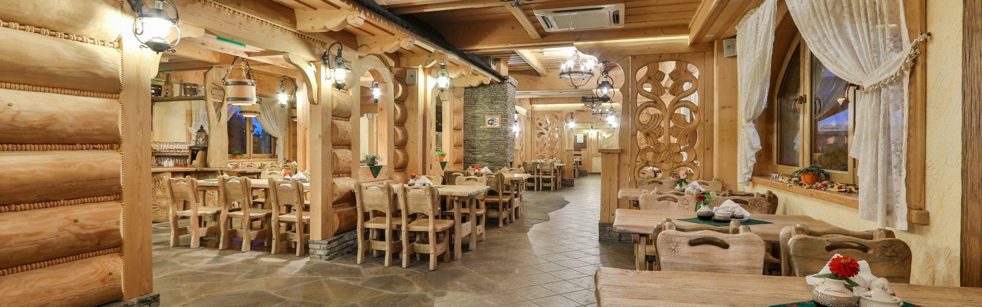 Regional restaurant