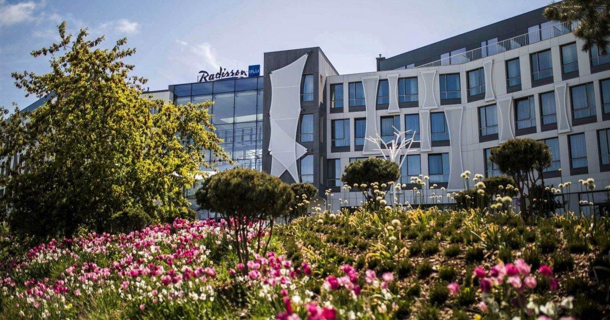 Radisson Blu Hotel, Sopot