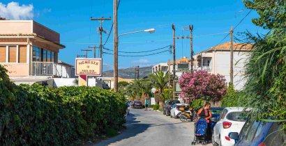 Laganas Town