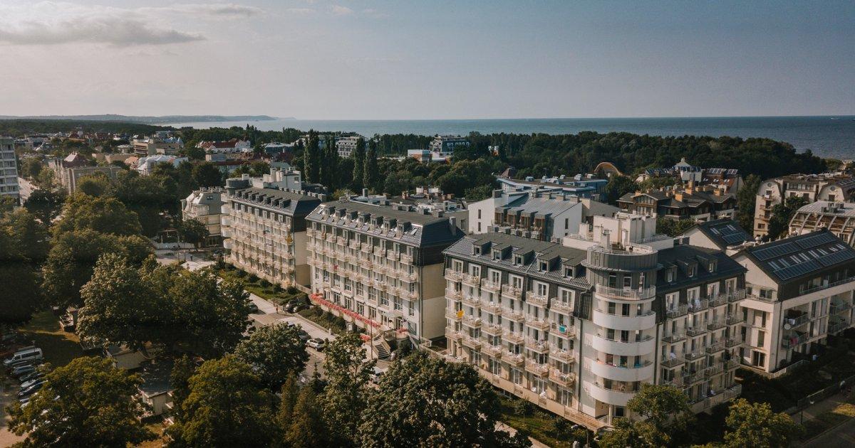 Hotel & Spa Trzy Wyspy Świnoujście