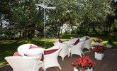Ogród przy kawiarni Monte Carlo w Hotelu Bryza