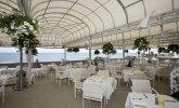 Restauracja Markiza z widokiem na morze w Hotelu Bryza