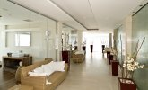 Hol w części SPA Hotelu Bryza