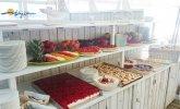 Bufet deserowy w Restauracji Markiza