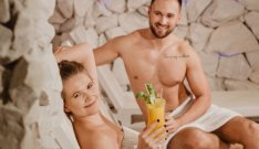 AROMATIC SPA FOR TWO