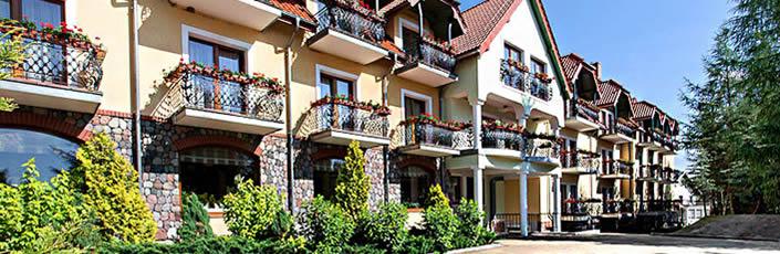 Galeria strony: hotel