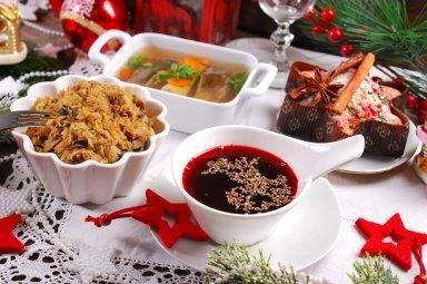 Catering wigilijny - Potrawy wigilijne do domu