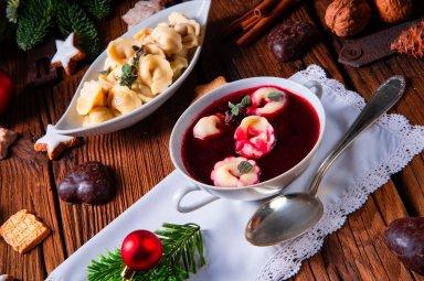 Catering Świąteczny -  Gotowe dania wigilijne do biura